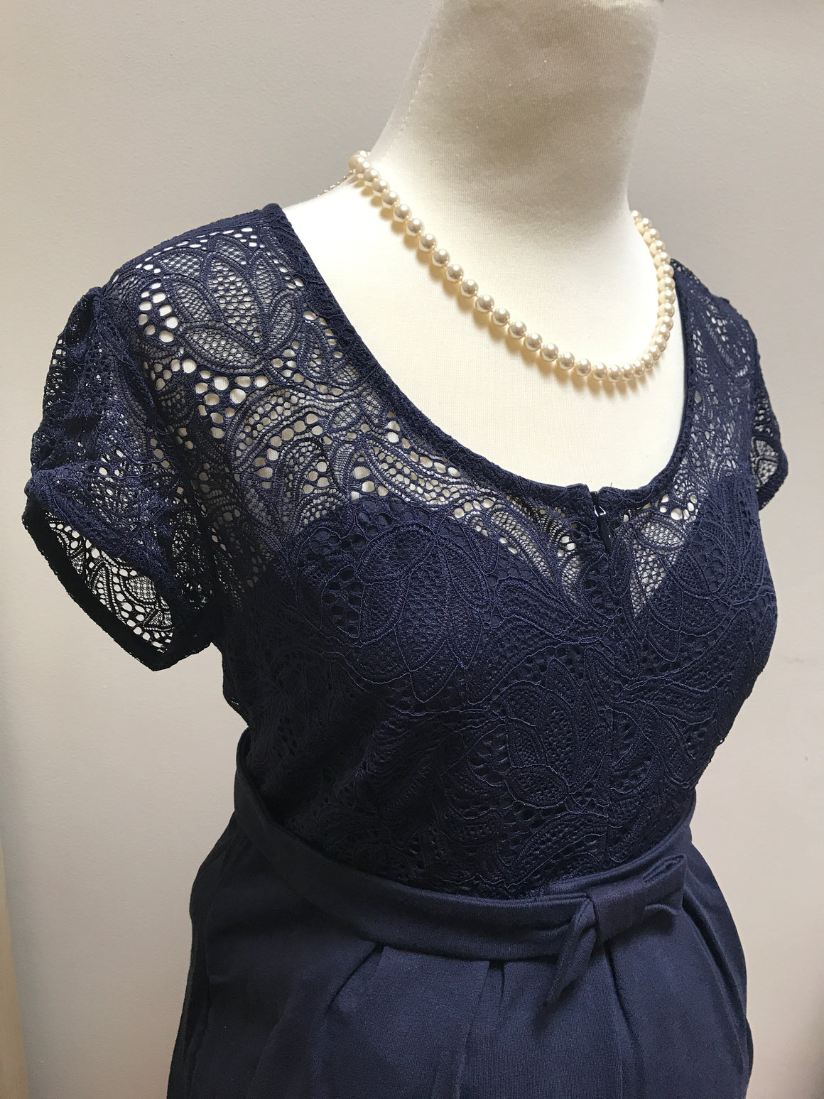 Magic Navy Dress
