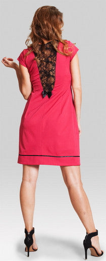 Baby Shower Dress - Secret Ruby