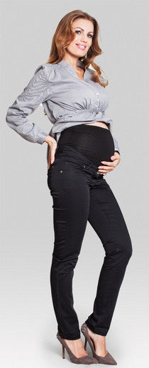 Slim black maternity wear Australia