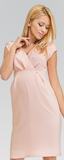 Baby Shower Dress - Sorbet