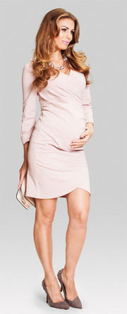 maternity dress Australia - Tulip Nude