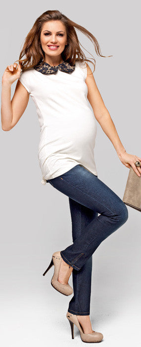 Vanilla Maternity Top
