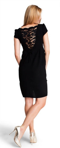 buy black maternity dress online - Whisper