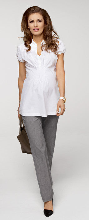 Xania White Maternity clothing online