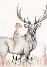 SONNY AND THE STAG