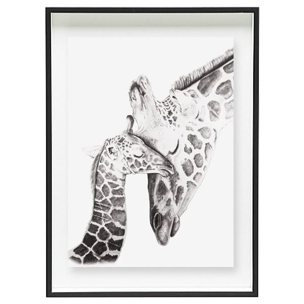 Unconditional - Giraffe (Limited Edition)