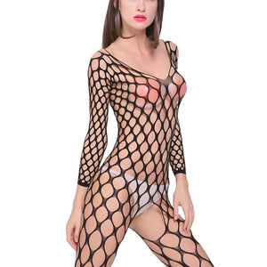Fuck Me Bodystocking - CHOKE ME HARDER