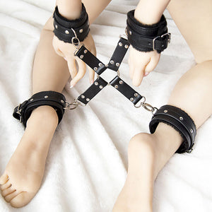 X Cuffs - CHOKE ME HARDER