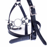 Spider Gag Head Harness - CHOKE ME HARDER