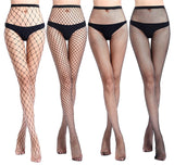 Fishnet Stockings (4 mesh sizes) - CHOKE ME HARDER