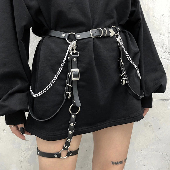 Fox Chained Belt