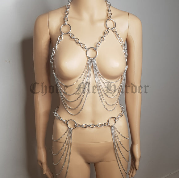 Chain Princess Set - CHOKE ME HARDER