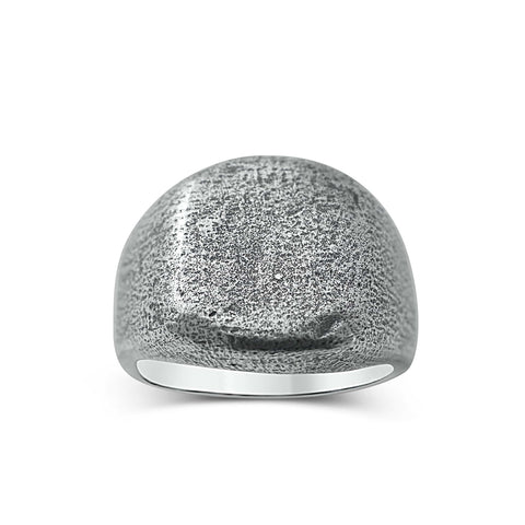 Oxid signet ring