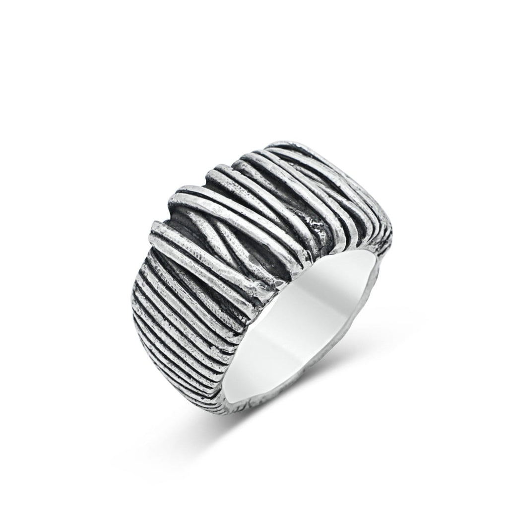 Men's ring Band rope