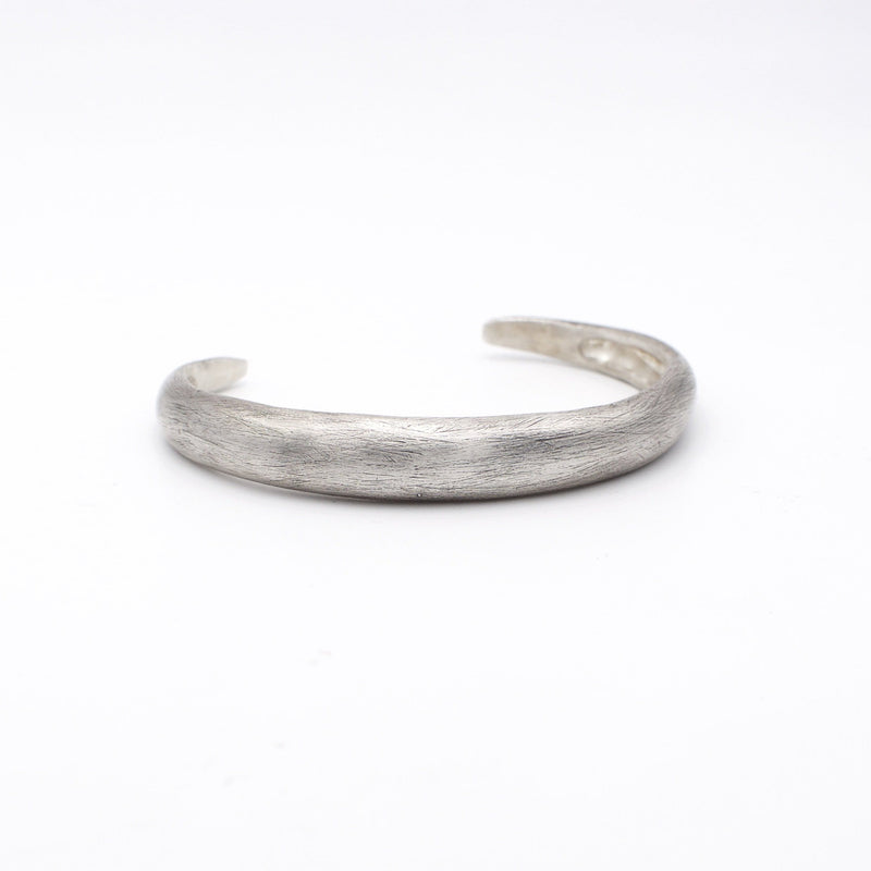 Men's bracelet in solid sterling silver