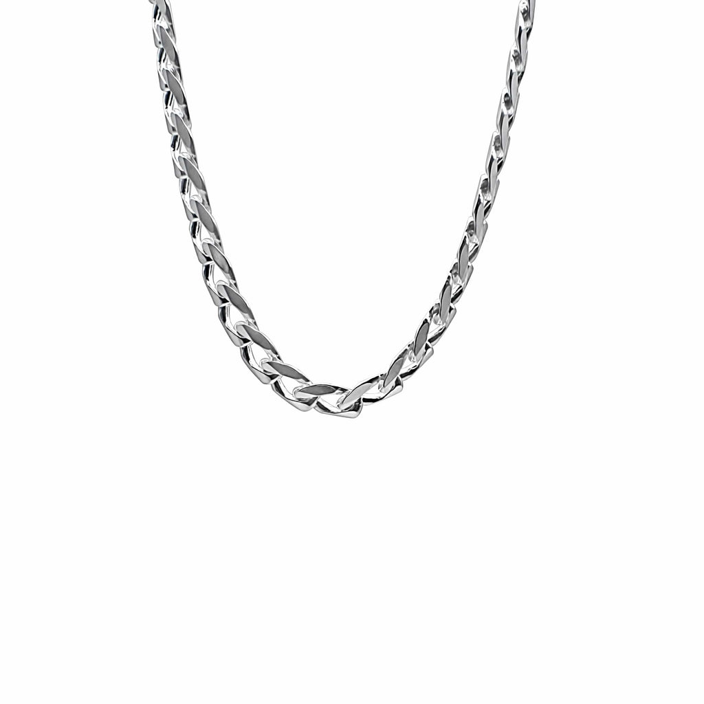 Men´s necklace cuban chain