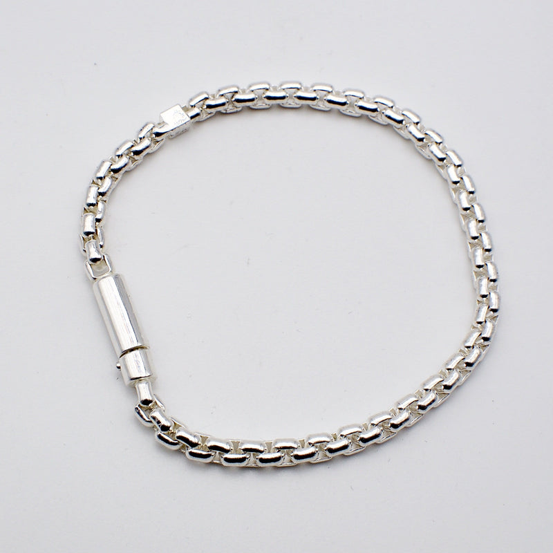 Men´s bracelet box chain
