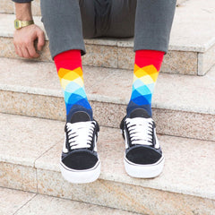 PickaPocket Men's Accessories Argyle Pattern Socks