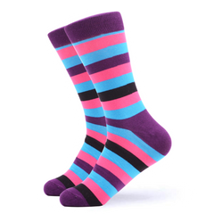 PickaPocket Men's Accessories Stripey Sock Sets