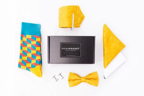 PickaPocket Men's Accessories Yellow Accessories