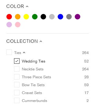 PickaPocket Colour Selector and Collection Finder