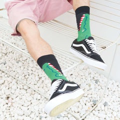 PickaPocket Men's Accessories Character Filled Socks