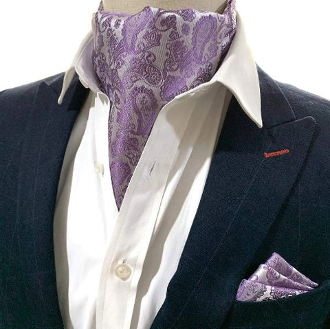 PickaPocket Cheap Cravat Ascot Tie Store UK