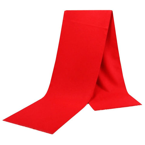 PickaPocket Men's Accessories Red Scarf