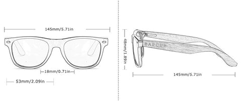 Absolutely distinctive Wayfarer Sunglasses Design