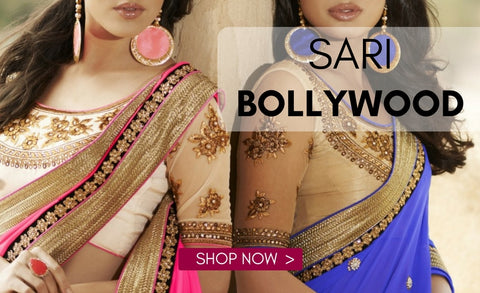 Sari Bollywood En Ligne - Bollywood Sari