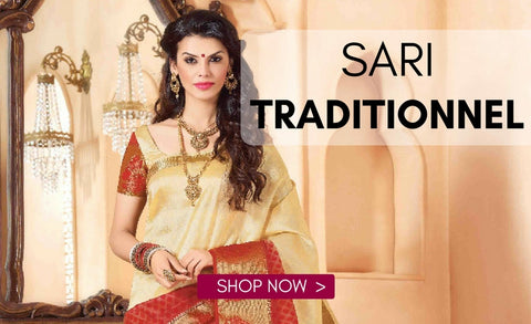 Sari Traditionnel en Ligne