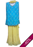 Robe Indienne Fille Midusha 6 ans - Narkis Fashion