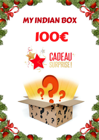 My Indian Box à 100€ - Cadeau Surprise - Narkis Fashion