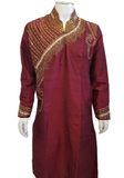 Costume Homme Bordeaux Naseer - Taille 40 - Narkis Fashion