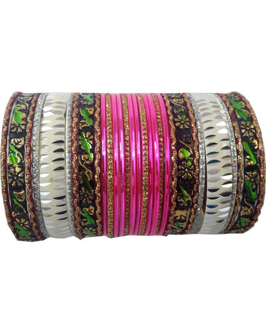 Bracelets Indien Rose doré - Lot de 30 - Narkis Fashion