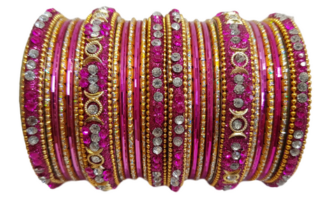 Bracelets bollywood Rose - Narkis Fashion