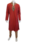 Costume Homme Rouge Aasif - Taille 40 - Narkis Fashion