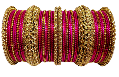 Bracelets Dulhan Rose - Narkis Fashion