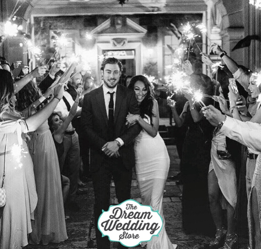 How To Correctly Do A Wedding Sparkler Send-Off or Sparkler Exit