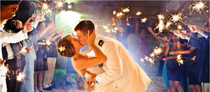 "Our premium grade 36"" Dream Wedding Sparklers are our most popular! We are receiving rave reviews from clients who think they are the perfect addition to all their special moments"