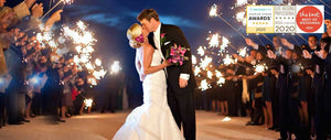"20"" Wedding Sparklers - Premium Gold - Free Shipping"