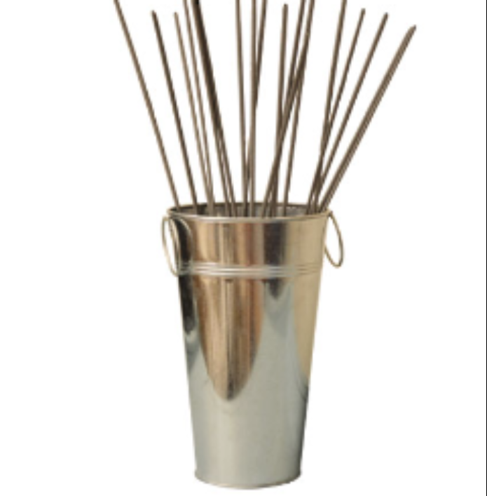 "Wedding Sparkler Buckets 15"" (comes with 1 unit)"