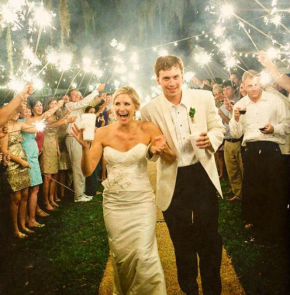 Sparklers For Wedding.36 Wedding Sparklers Premium Gold Free Shipping Orders Over 50
