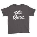 Yas Queen - Youth Short Sleeve T-Shirt