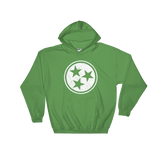 TN Circle and Stars - Hooded Sweatshirt