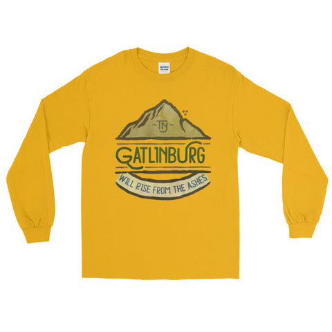 Gatlinburg Will Rise Again - Long Sleeve T-Shirt