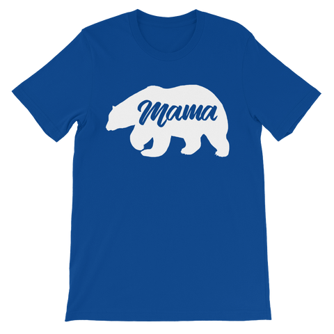 Mama Bear - Unisex short sleeve t-shirt