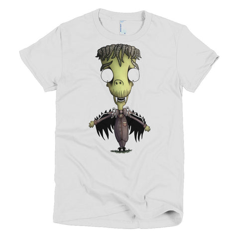 Little Vincent the Vampire - Short sleeve WOMEN'S t-shirt