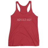 Adult-ish - Women's tank top