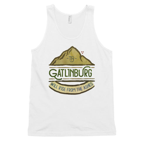 Gatlinburg Will Rise - Classic tank top (unisex)